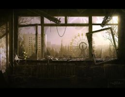 Pripyat - New life by etwoo