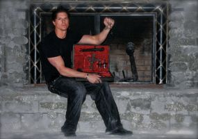 Zak bagans by Sexygirl1012