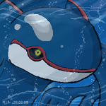 Look out for Kyogre by pokesafari
