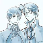 Hetalia - UsUk cardverse By Zuki-Pepper by Zuki-Pepper