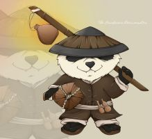 Pandaren by peaceonearth888