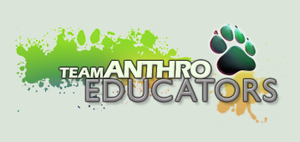 TeamAnthro Educators Logo by bawky