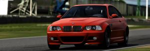 Bmw M3 E46 by Estranged89