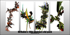 mrrobin abstract pack 10 by MrRoBiN
