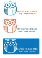 LOGO Rapina by Duhduch