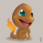 DailyArt 2 - Charmander by alpin-j