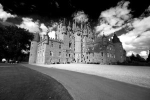 Glamis Castle by Turgoose