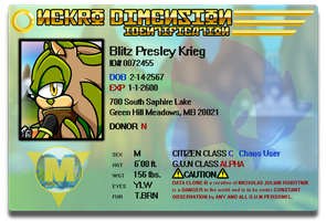 Blitz ID Card --ND by Amuzoreh