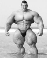Muscle in the Sea - Bigger by n-o-n-a-m-e