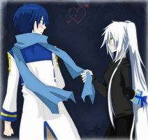 Vocaloid-Yukimi Has a Crush On Kaito by TFAfangirl14