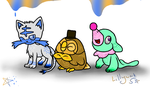Free Gen 7 Pokemon adopts [CLOSED] by Lillywork
