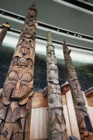 Totem Poles - Canadian Museum of Civilization by PhilsPictures