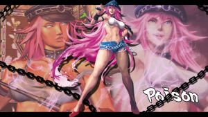 Poison Wallpaper by casu90