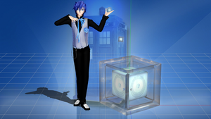 [DL] The 11th Doctor's Psychic Container by Maddoktor2