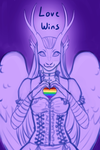 Sketch - Love Wins by Lorien077