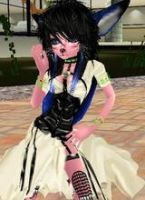 Tenshi in Pink ??? that's new by EdwardxWinryrocks