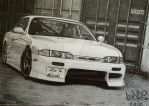Silvia S14 by VictoR38