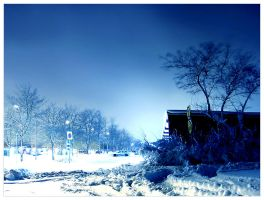 Winter cold by rde