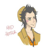 Mad Hatter by RoroZoro