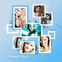 Ashley Tisdale blend by quidwitch