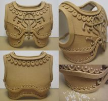 Magic Armor Link Breastplate finished by Rinkujutsu