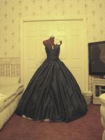 Lady Powell's Gown... by MageLulu