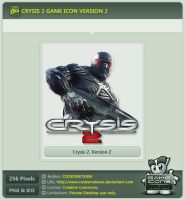 Crysis 2 Icon v2 by CODEONETEAM