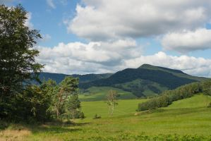 Green valley by starykocur