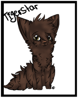 Tigerstar Chibi. by CrazyKaorix3