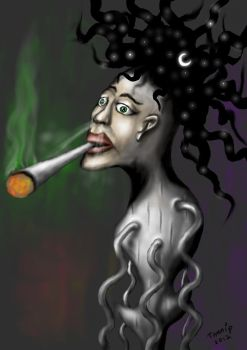 smoker by tommip