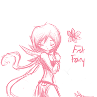 First Fairy by Miss-Wisteria