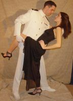 Ryan + Ali Ballroom Dancing 4 by FantasyStock