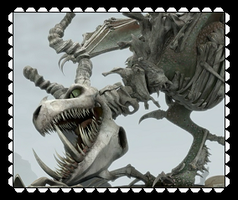 HTTYD Boneknapper Fan Stamp by MorkelebTheDragon