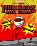 The Evil Goggles and Gehn by soldierbob
