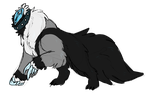 Headless Anteater By Red Anteater D8x07jn By Red A by red-anteater