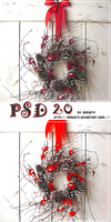 Psd 20 Only Red by Arriiety