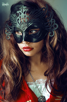 Masked Retouch by HayleyGuinevere