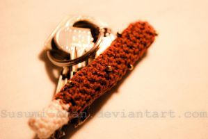 Chunky Choco Keychain by romanletters