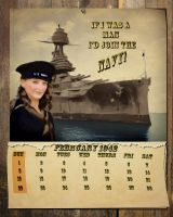 Final February 1942 Navy by Gabby57