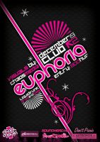 Euphoria Liquidfunk DNB Night by Chaos-Media