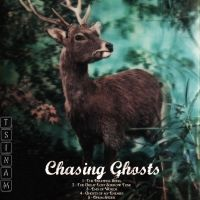 Chasing Ghosts front cover by khoral