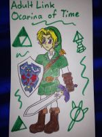OoT Adult Link by airbornewife71