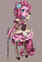 Magical Girl - Pinkie Pie by My-Magic-Dream
