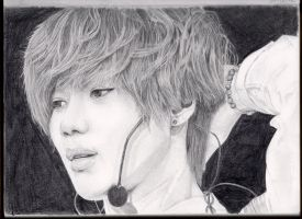 Taemin of SHINee by GabbeyMarie