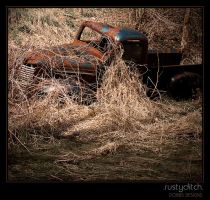 Rusty Ditch by leavenotrase