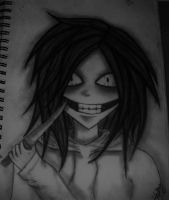 Jeff the Killer by katelleena