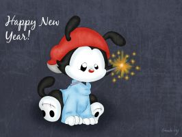 Happy New Year :D by Emaberry