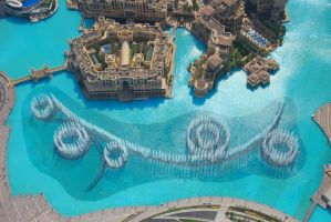 Dubai Fountain by VerticalDubai