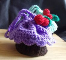 Cupcake Bags by Craftcove