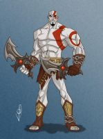 Kratos by lad-on